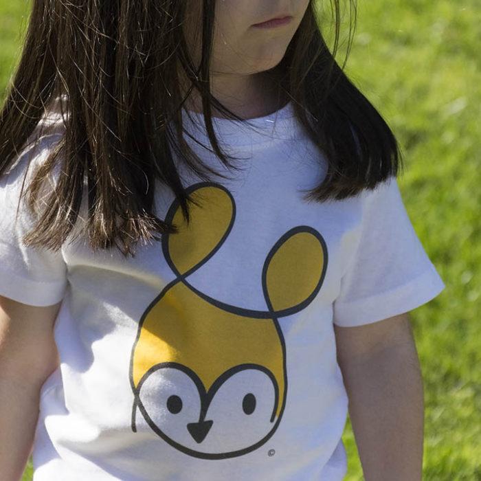 Camiseta-niña-niño-playa-algodon-verano-conejito-MimiandNana